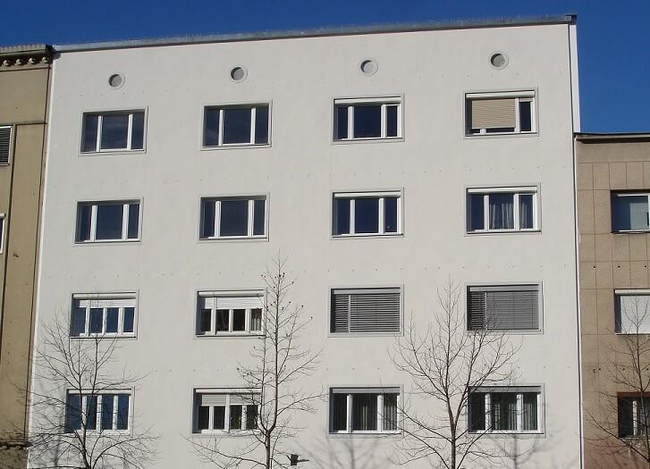 Prenova stanovanjske hiše na Dunajski.