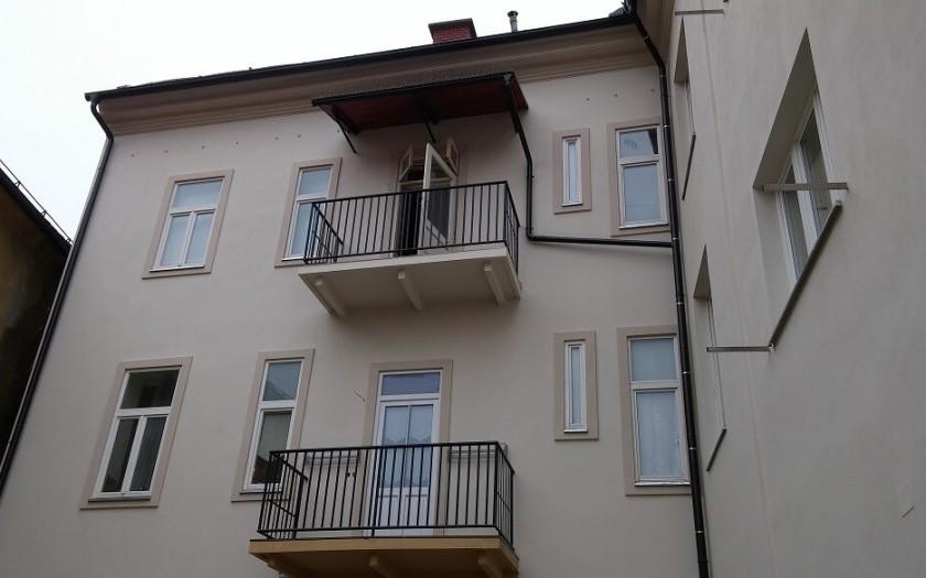 Prenova stanovanjske hiše na Čopovi ulici.