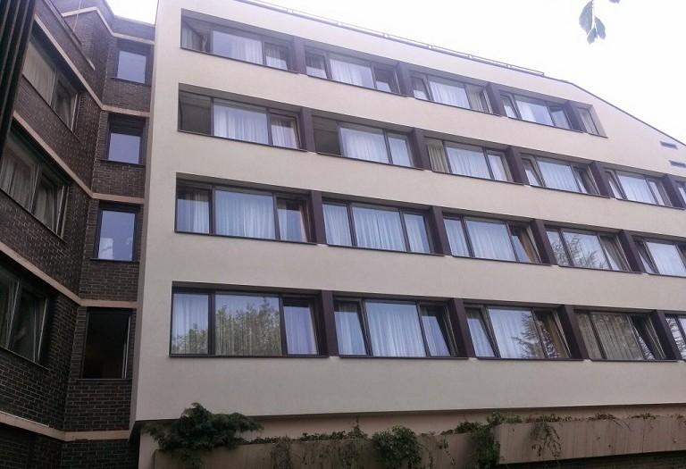 Hotel Termal - prenova.