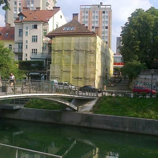 Usnjarska ulica, Ljubljana